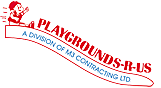 Playgrounds R Us logo